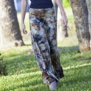 NATURAL LIFE Live Happy tie dye maxi skirt